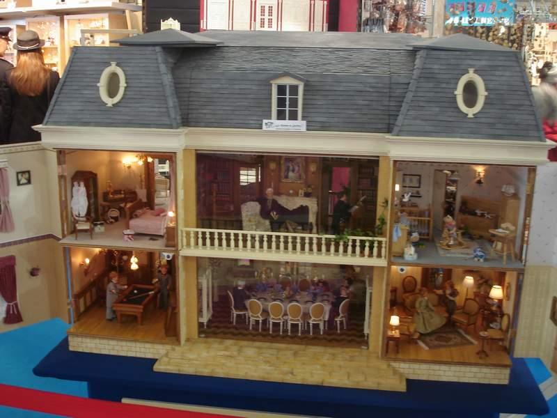 cmb nos sorties mars 2008 salon de la maquette au bourget. Black Bedroom Furniture Sets. Home Design Ideas